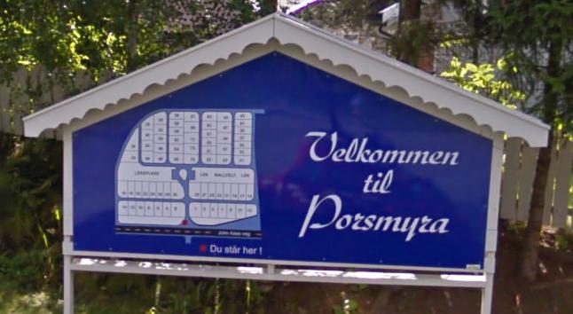 Velkommen til Porsmyra